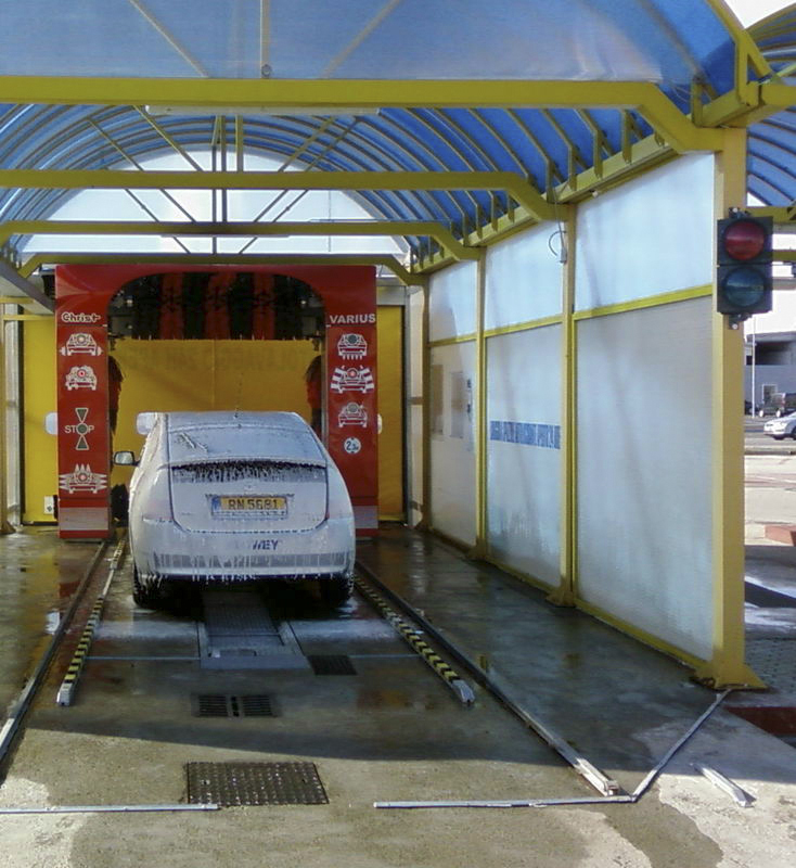 gallery selfrepairing car washes doors